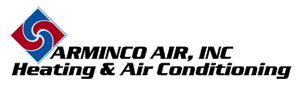 Heating and Air Conditioning Logo